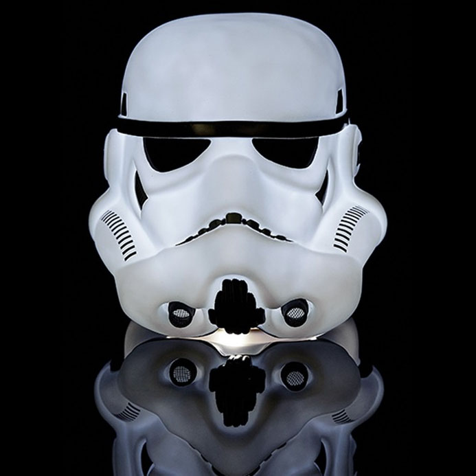 Star Wars Stormtrooper Lampa thumbnail