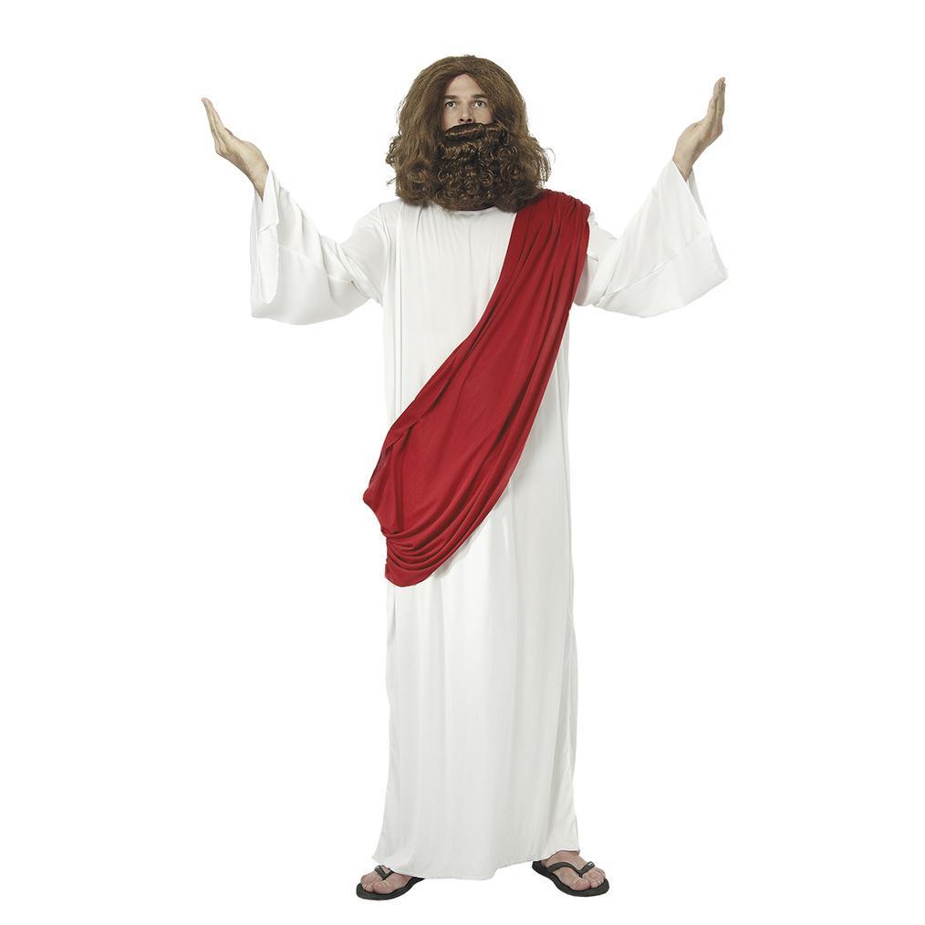 Maskeradkläder Vuxna - Jesus Maskeraddräkt