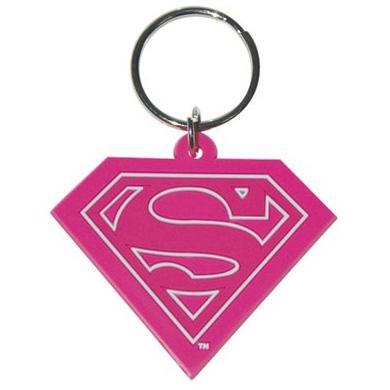 Supergirl Nyckelring