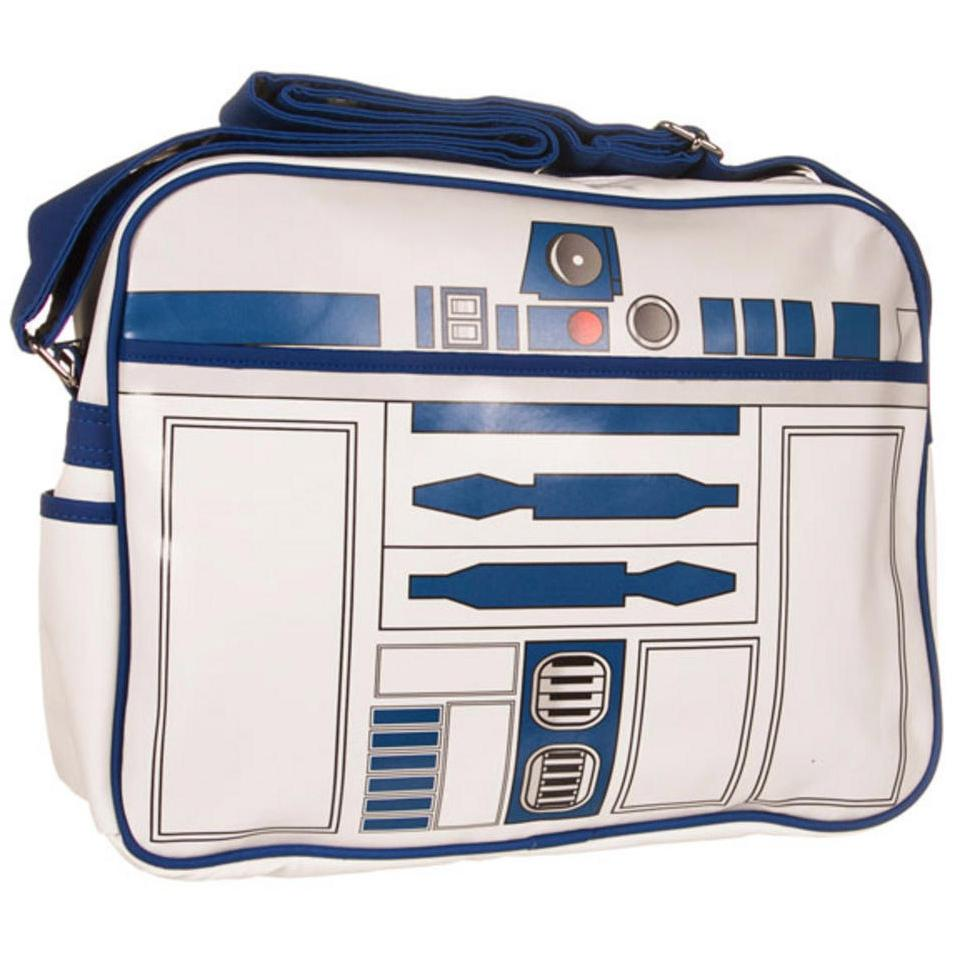 Star Wars R2-D2 Messenger Bag thumbnail