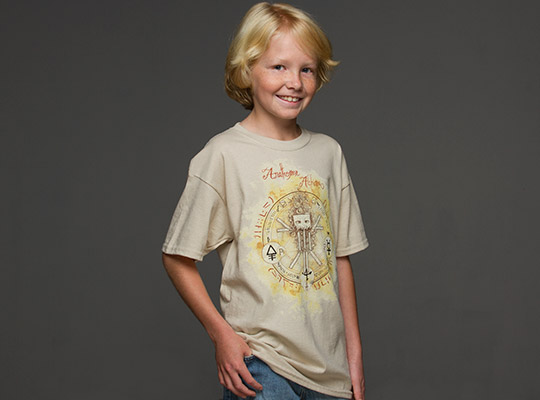 Minecraft Alchemy Barn T-shirt