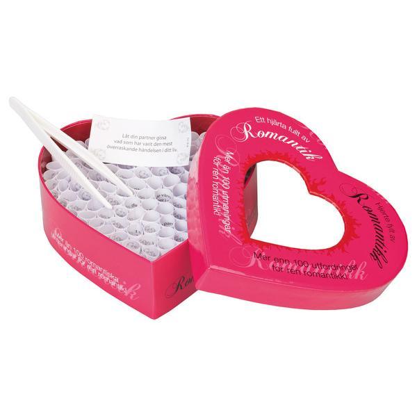Romantiska Hjärtan Spel