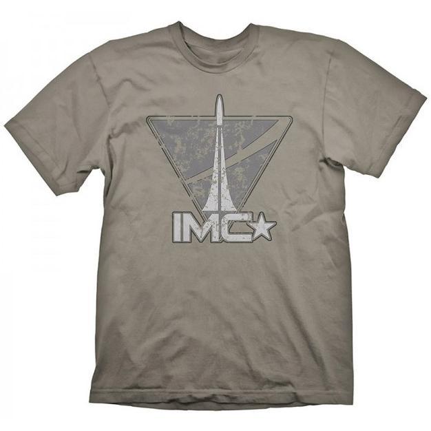 Titanfall T-Shirt IMC Vintage Logo