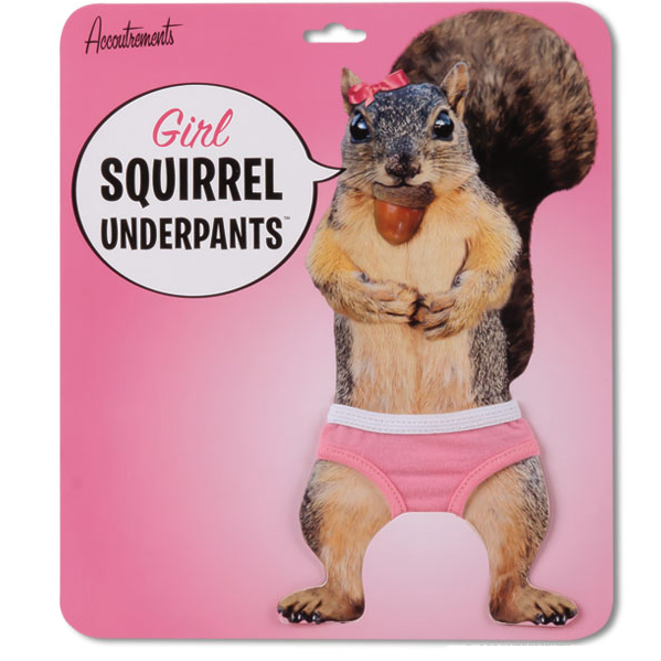 Girl Squirrel Underpants thumbnail
