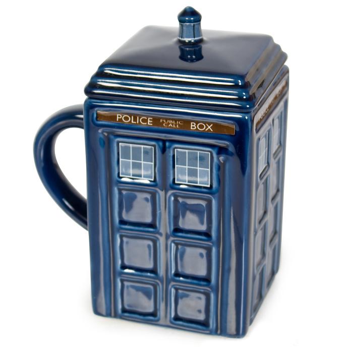 Doctor Who TARDIS Mugg thumbnail