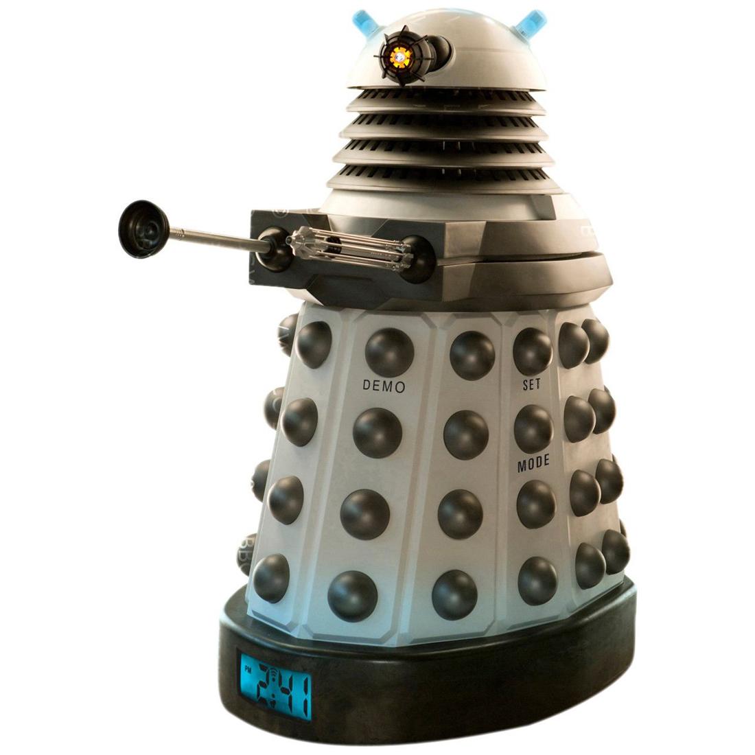 Doctor Who Dalek Projektor Väckarklocka