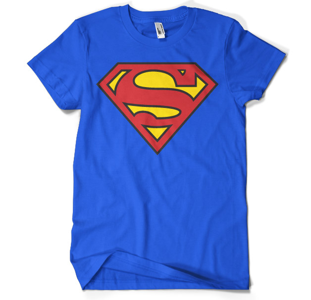 Superman Shield T-Shirt thumbnail