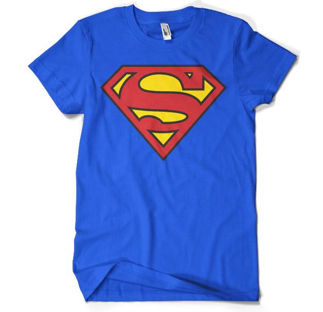 Superman Shield T-Shirt thumbnail