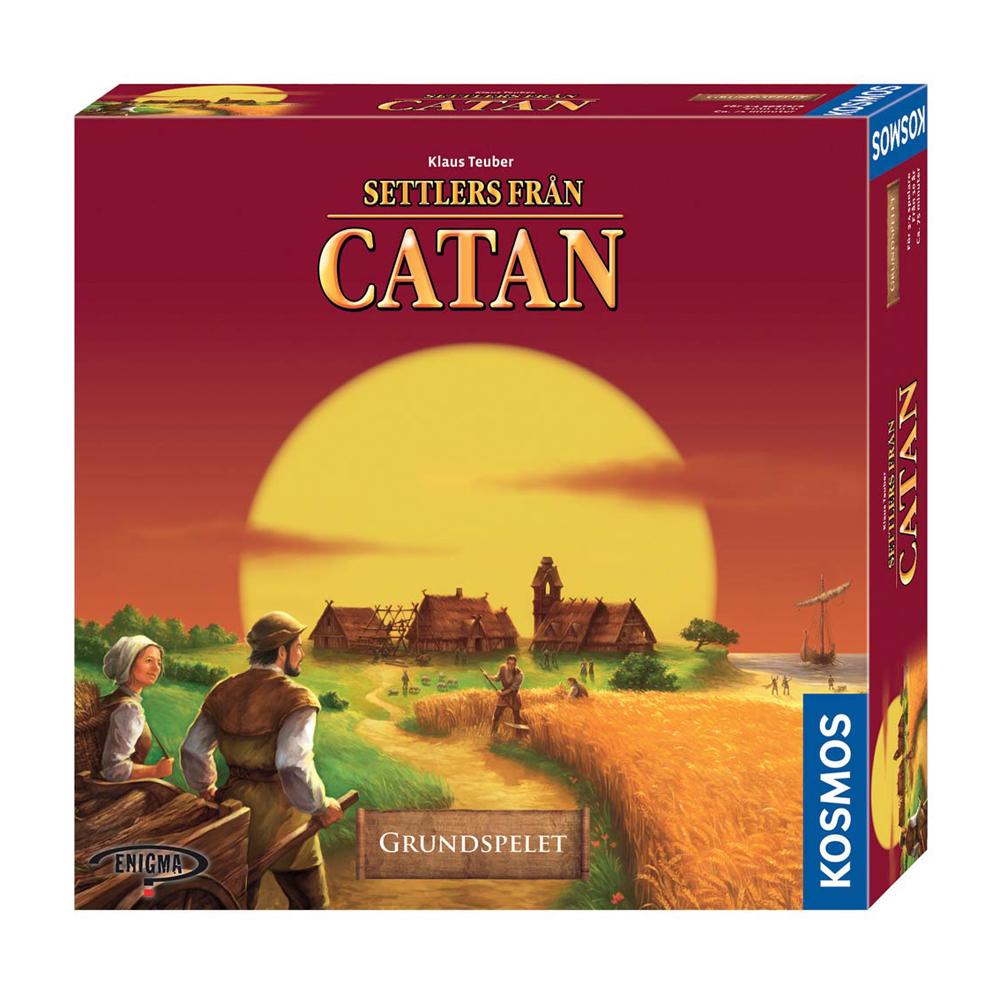 Dan-Spil Settlers från Catan