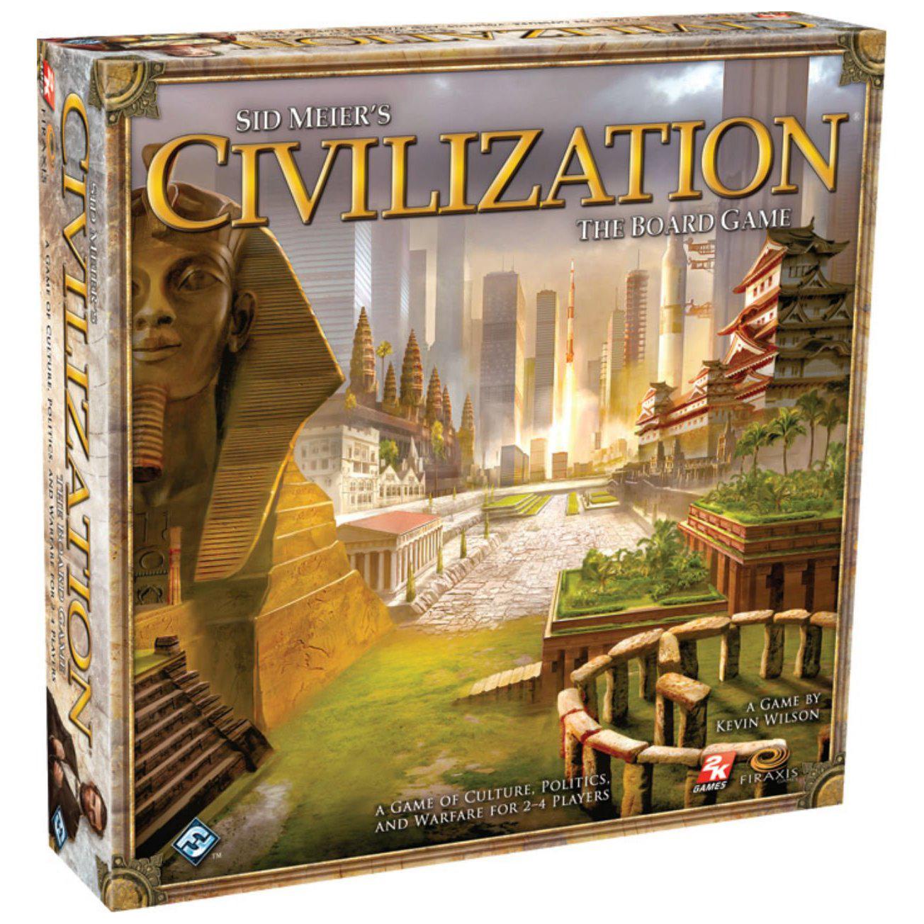 Sid Meier's Civilization Brädspelet thumbnail