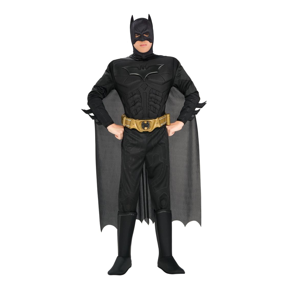 Batman Deluxe Maskeraddräkt