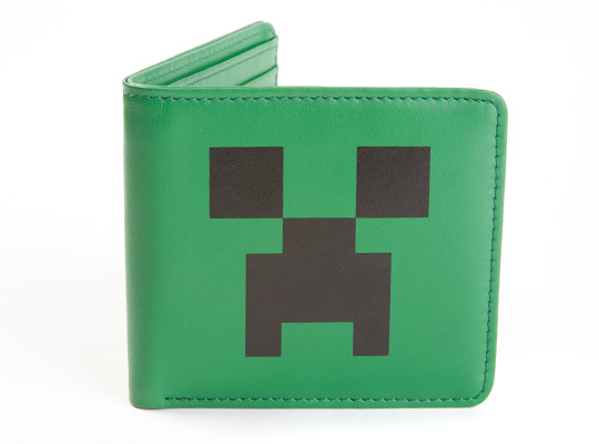 Minecraft Creeper Plånbok