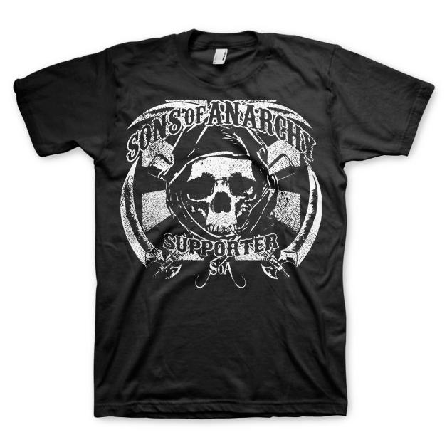 Sons of Anarchy Supporter T-shirt thumbnail