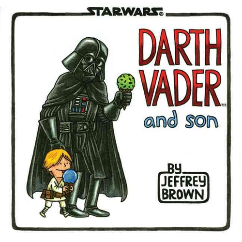 Seriebok: Darth Vader and son