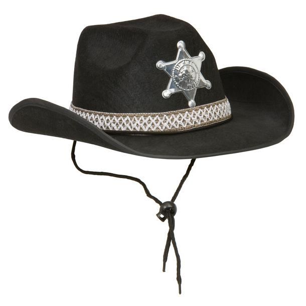 Sheriffhatt Svart thumbnail