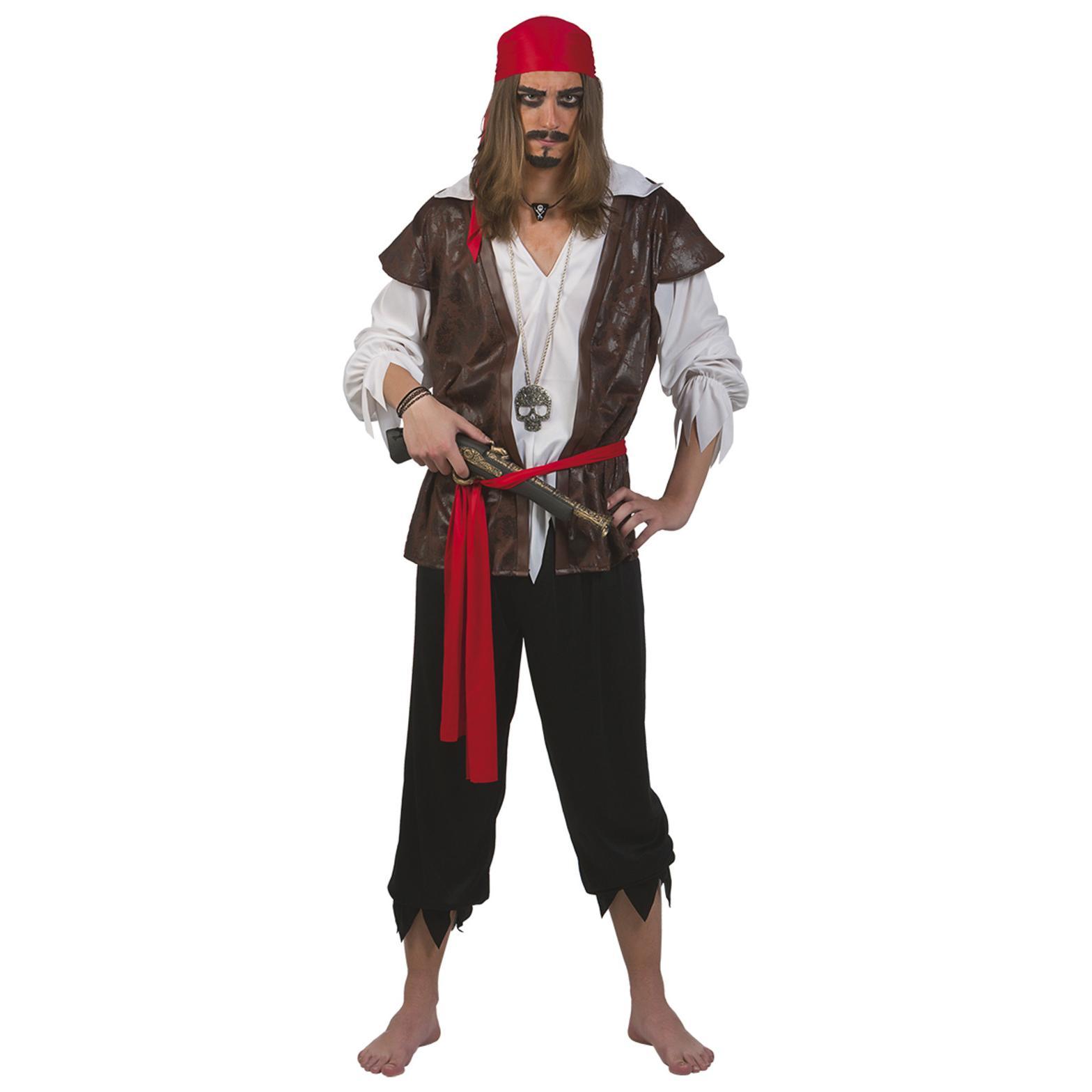 Pirat maskeraddräkt billigt online  6230ce9957022