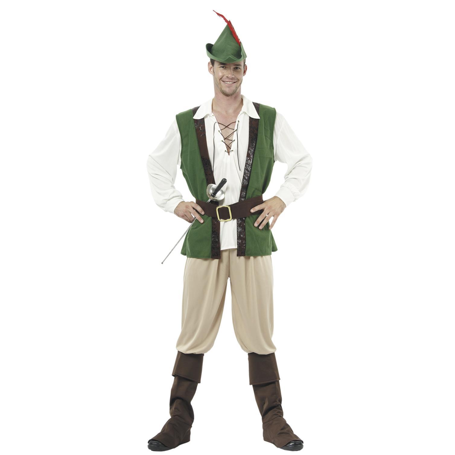 Robin Hood Maskeraddräkt