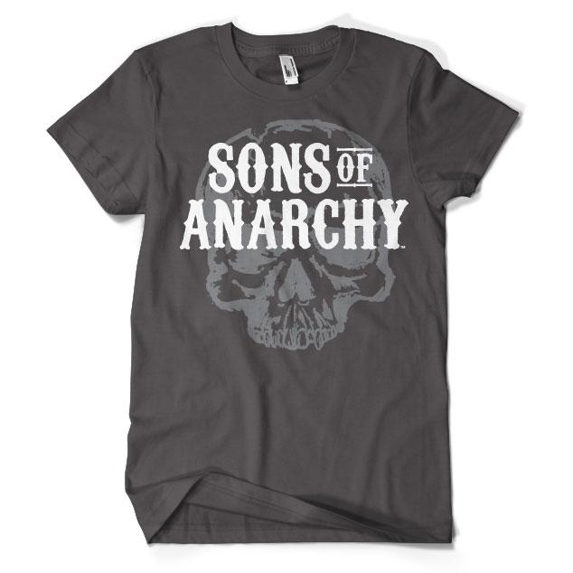 Sons Of Anarchy Motorcycle Club T- Shirt thumbnail