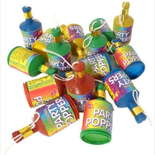 Party Poppers 7-pack thumbnail