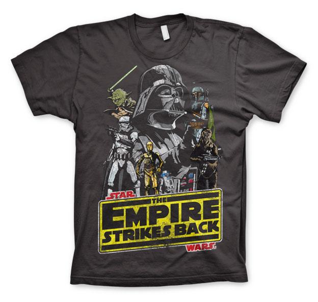 Star Wars The Empire Strikes Back T-Shirt
