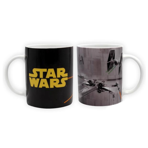 Star Wars X-Wing Vs Tie Fighter Mugg thumbnail