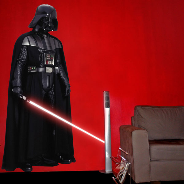 Star Wars Darth Vader Väggdekal thumbnail