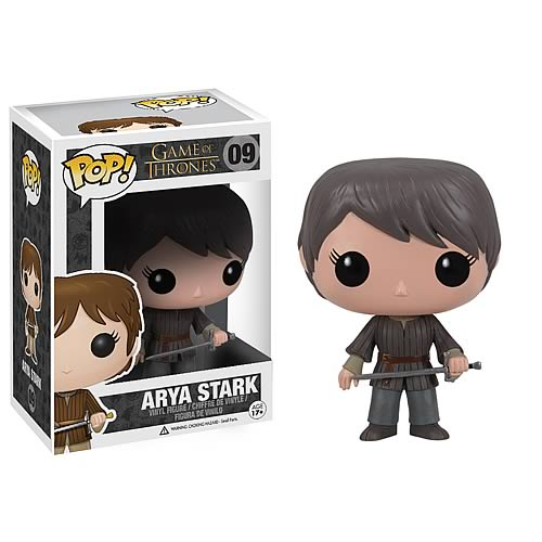 Game of Thrones Arya Stark Pop! Vinyl Figure thumbnail