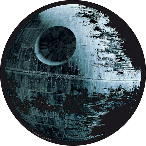 Star Wars Death Star Musmatta thumbnail