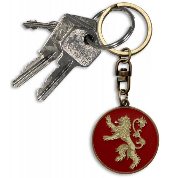 Game Of Thrones Lannister Nyckelring thumbnail