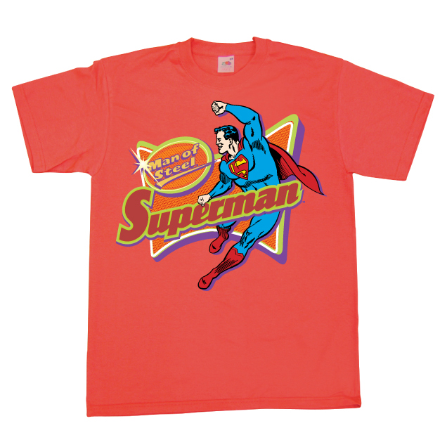 Superman - Man Of Steel T-Shirt thumbnail