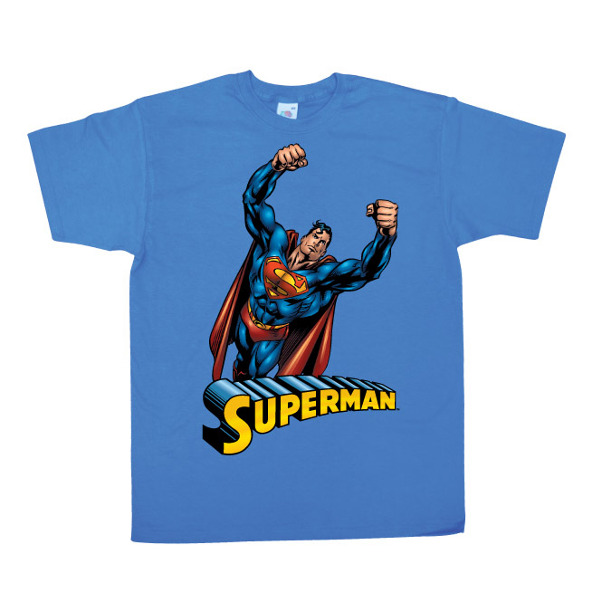 Superman Flying T-Shirt thumbnail