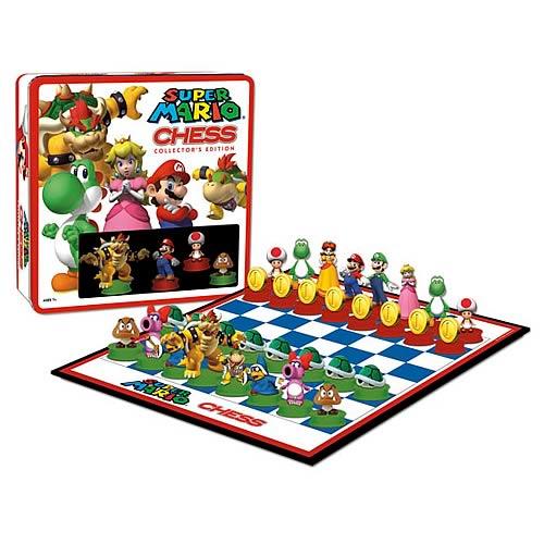 Nintendo Super Mario Schack thumbnail