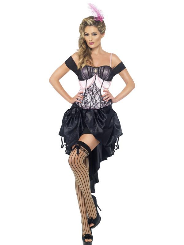 Madame L  Amour Burleskdräkt billigt online  7597c7d2dbfcc