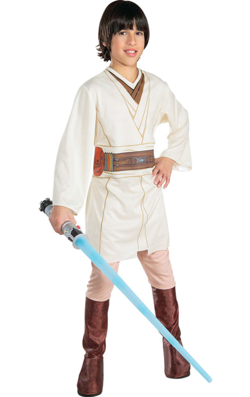 Star Wars Obi-Wan Kenobi Maskeraddräkt Barn