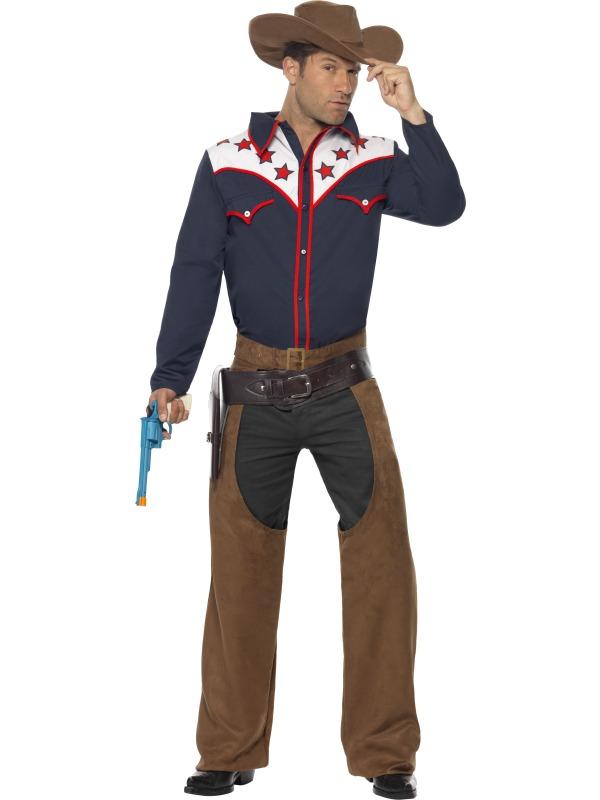 Rodeo Cowboy Maskeraddräkt