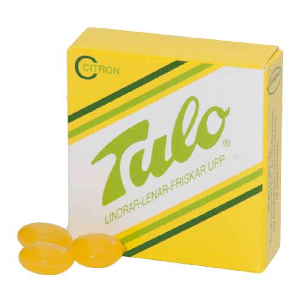 Retro Godis Tulo Citron 25g