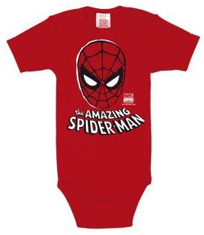Marvel Den Fantastiska Spindelmannen Babybody thumbnail