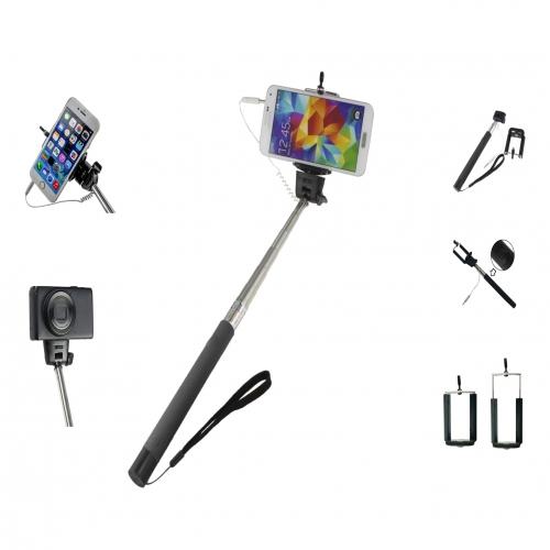 Selfie Stick Utdragbar
