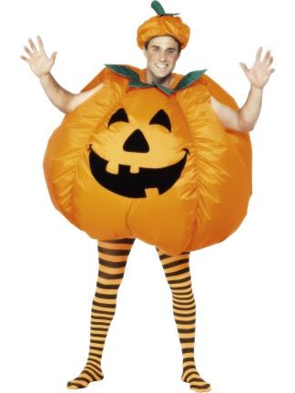Halloweenkostym Pumpa thumbnail