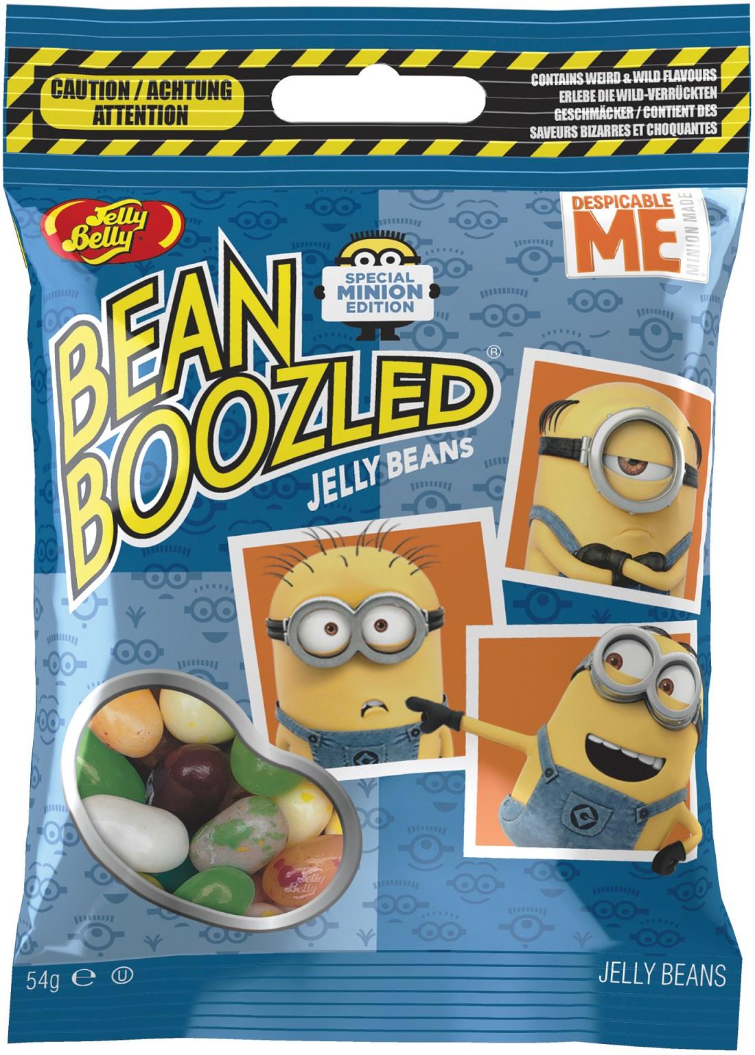 Jelly Belly Bean Boozle Refill Minions 54 g