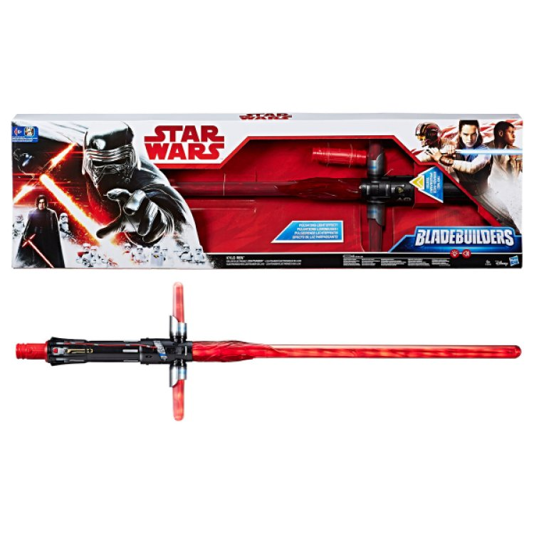 Star Wars Kylo Ren Electronic Lightsaber Deluxe