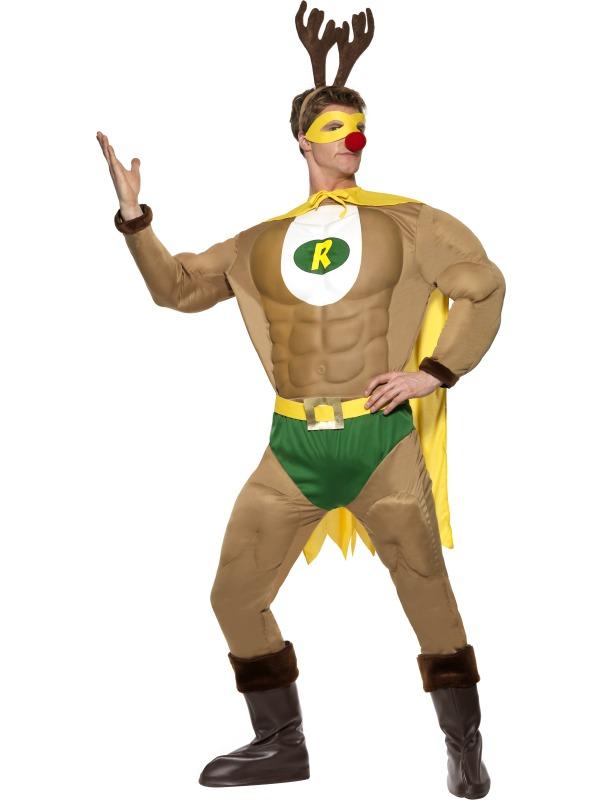 Super-Rudolf Kostym
