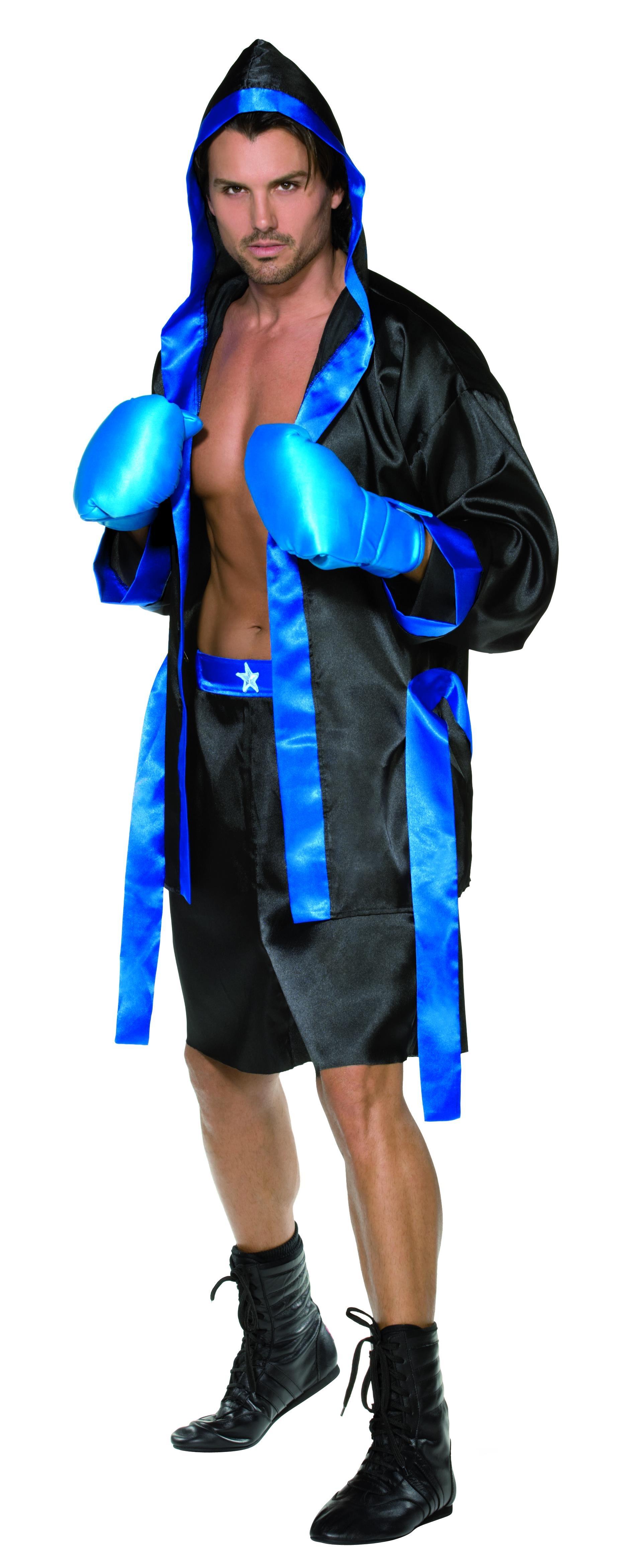 Boxare Maskeraddräkt