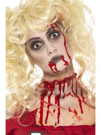 Zombie Make Up Kit med Blodkapslar