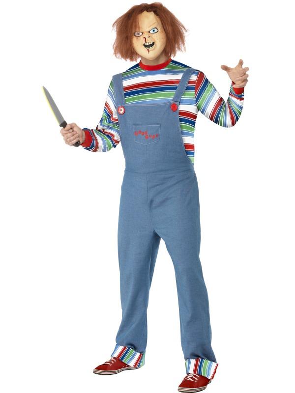 Chucky-dräkt herr