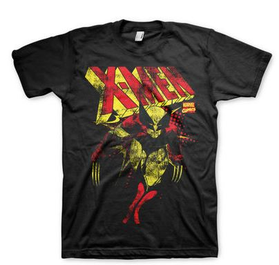 X-Men Distressed T-Shirt thumbnail