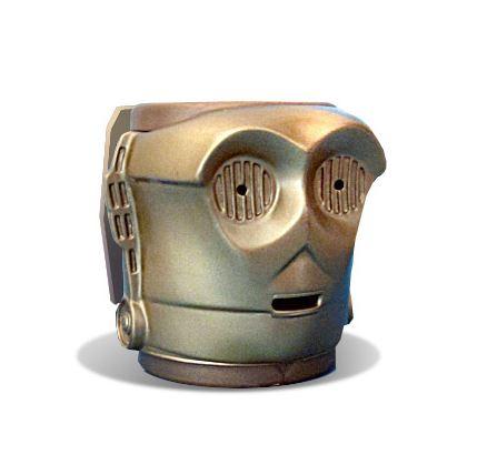 Star Wars 3D Mugg C-3PO thumbnail