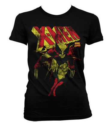 X-Men Distressed Dam T-Shirt thumbnail