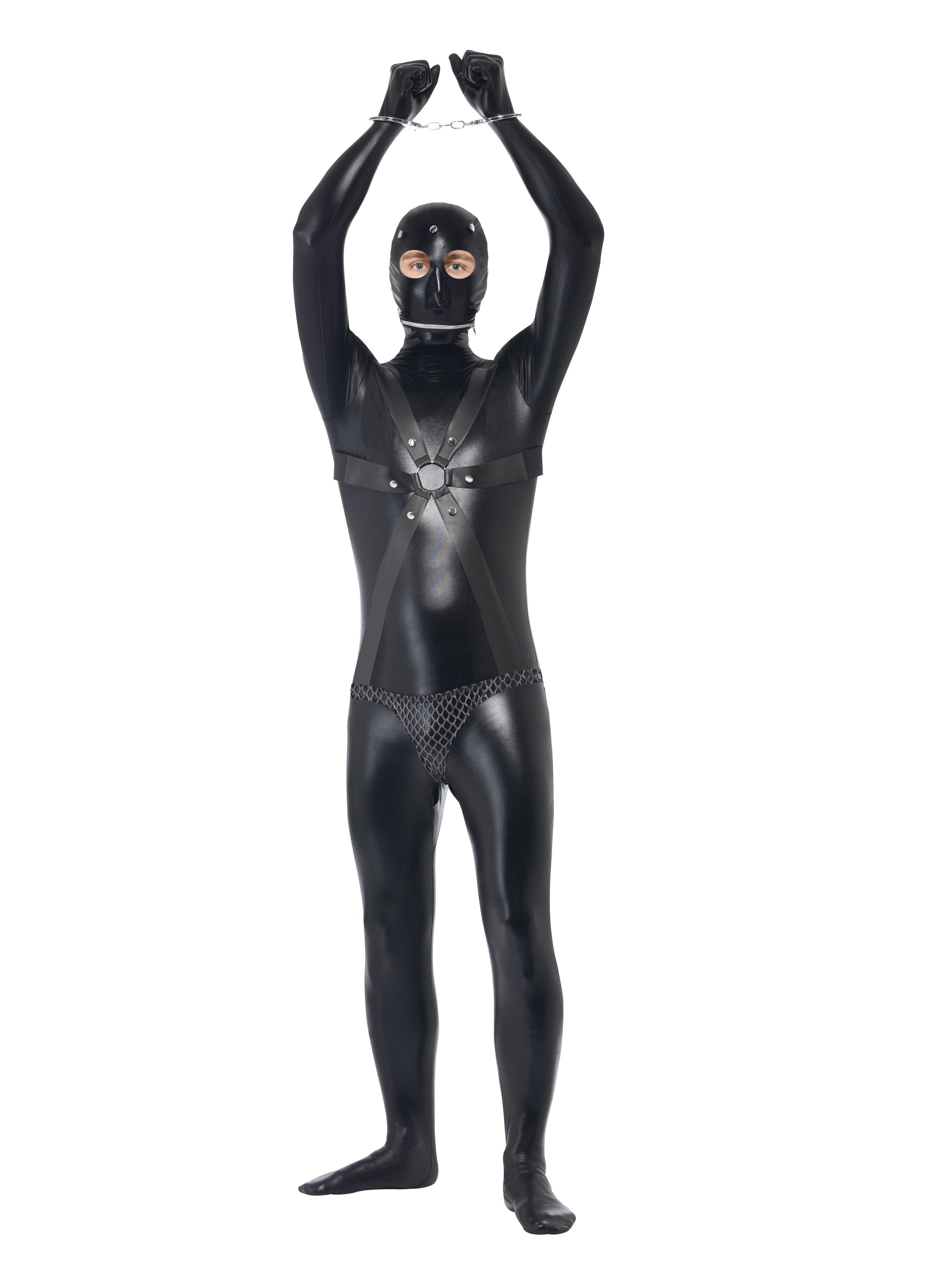 Bondage Gimp Maskeraddräkt