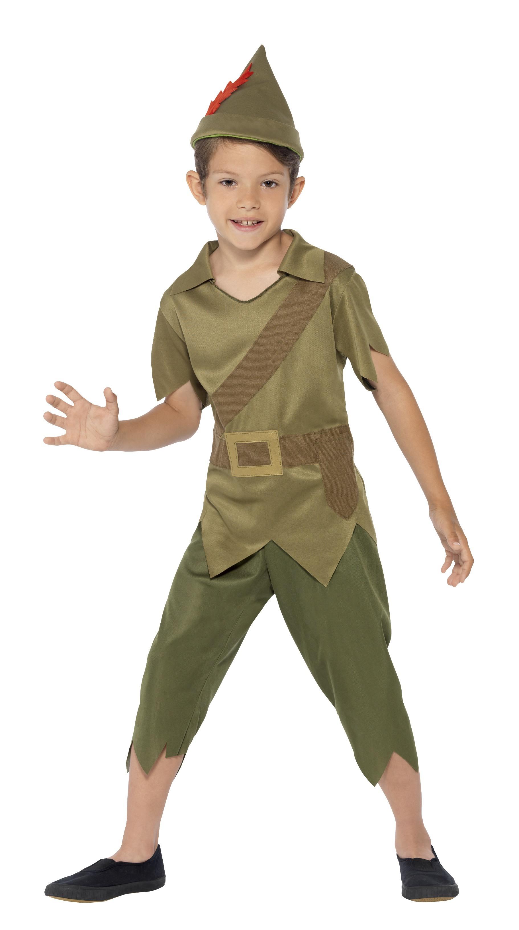 Robin Hood Maskeraddräkt Barn